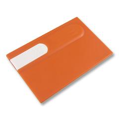 แฟลชไดร์ฟการ์ด บัตรเครดิตพรีเมี่ยม ราคาส่ง Card shape USB Flash Drive