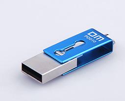 OTG USB Flash Drive Android แฟลชไดรฟ์เสียบมือถือ ราคาโรงงาน 2