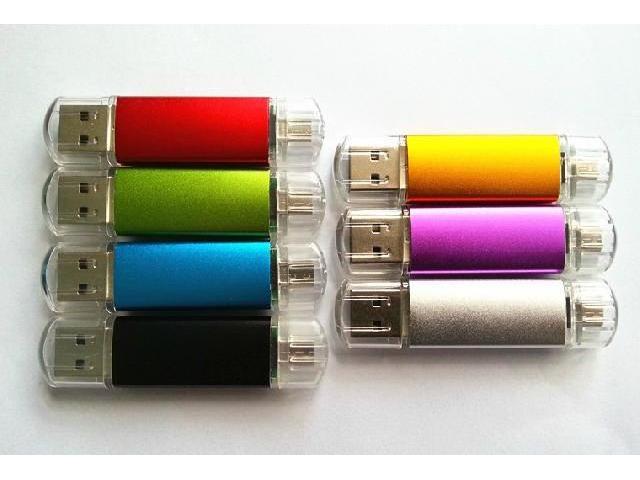 OTG Flash Drive ราคาถูก ต่อโทรศัพท์มือถือ คนใช้แอนดรอยด์ควรมี
