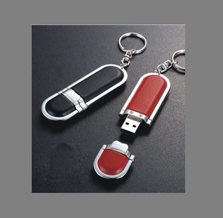 รับทำ พวงกุญแจห้อยแฟลชไดร์ฟ ขายส่ง แฟลชไดร์ฟเคสหนังพร้อมสกรีนลายโลโก้