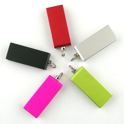 Mini Flash Drive สั่งทำ แฟลชไดร์ฟโลหะ ขนาดเล็ก พร้อมสกรีน ราคาส่ง