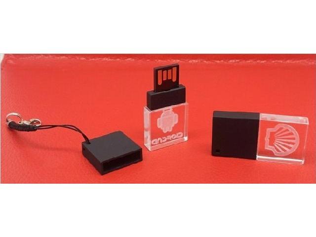 รับทำ แฟลชไดร์ฟคริสตัล ขายส่ง Flash Drive ขนาดเล็กและบาง พร้อมสกรีน ราคาถูก