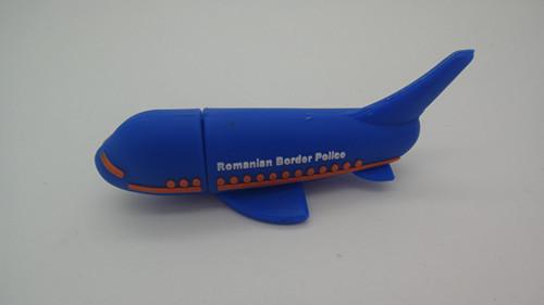 รับทำ แฟลชไดร์ฟเครื่องบิน Plane flash drive สั่งทำ USB แฟลชไดรฟ์ยางราคาถูก