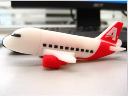Airplane flash drive แฟลชไดร์ฟเครื่องบิน ขายแฮนดี้ไดร์ฟยางหยอด สวยๆ