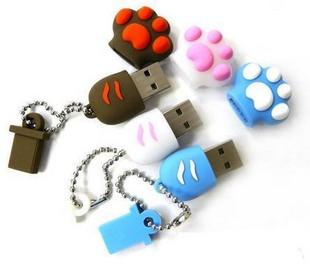 Cartoon USB Flash Drive