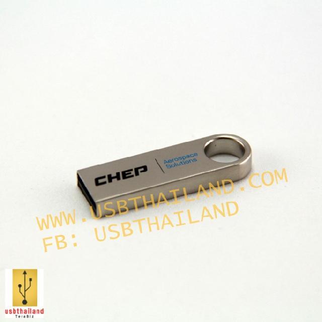 รับผลิต แฟลชไดร์ฟโลหะ ราคาส่ง ขายส่ง flash drive มีรู พร้อมสกรีน ราคาถูก