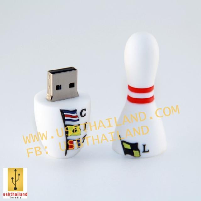 รับทำ แบบขึ้นโมล์ดใหม่ แฟลชไดร์ฟยางพีวีซี รูปทรงสามมิติ PVC USB Flash Drive