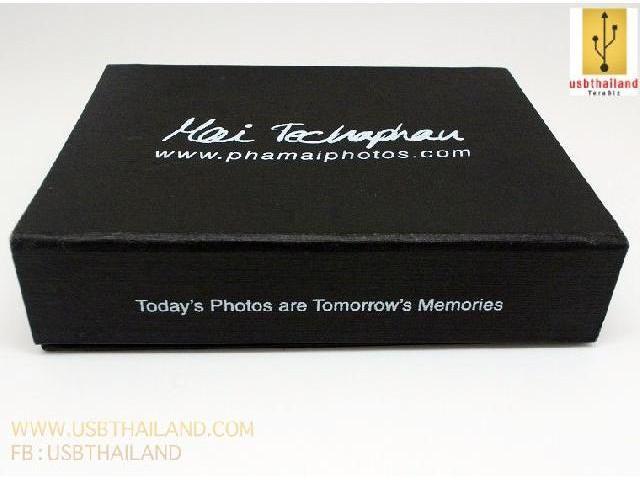 กล่องกระดาษสีดำฝาปิดแถบแม่เหล็กขนาด(ฝาติดกับกล่อง)110*85*26 3