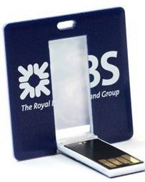 แฟลชไดร์ฟการ์ด(usb credit card) flash drive premium gift ดีไซน์แปลกใหม่