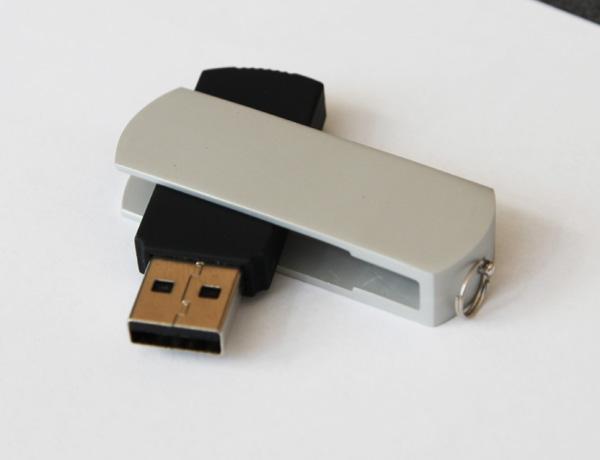 ผลิต แฟลชไดร์ฟโลหะ แบบบาง สั่งทำ Slim Flash Drive พร้อมสกรีน ราคาถูก