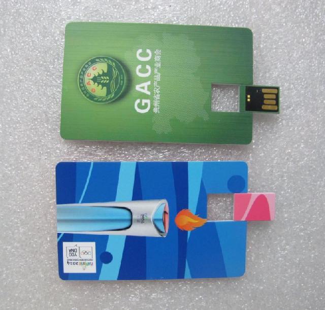 ขายแฟลชไดร์ฟการ์ด บัตรเครดิตพรีเมี่ยม ราคาส่ง Card Flash Drive ติดโลโก้