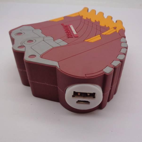 Power Bank แบบขึ้นโมล์ดใหม่ สั่งผลิตพิเศษ! ฮาร์ดแวร์ 1