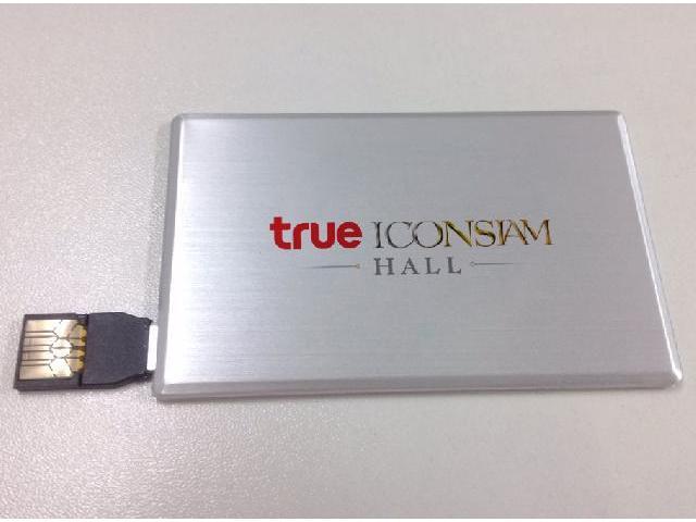 สั่งทำ รับผลิตแฟลชไดร์ฟพรีเมี่ยม สกรีนโลโก้ แฟลชไดร์ฟราคาถูก Flash Drive Card
