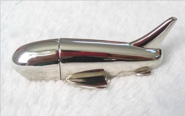ผลิต Plane Flash Drive สั่งทำ แฟลชไดร์ฟ เครื่องบิน สวยๆ แฟนซี ราคาถูก