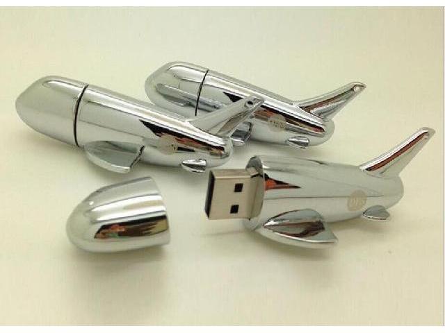 รับผลิต ผลิต Plane Flash Drive สั่งทำ แฟลชไดร์ฟ เครื่องบิน สวยๆ แฟนซี ราคาถูก