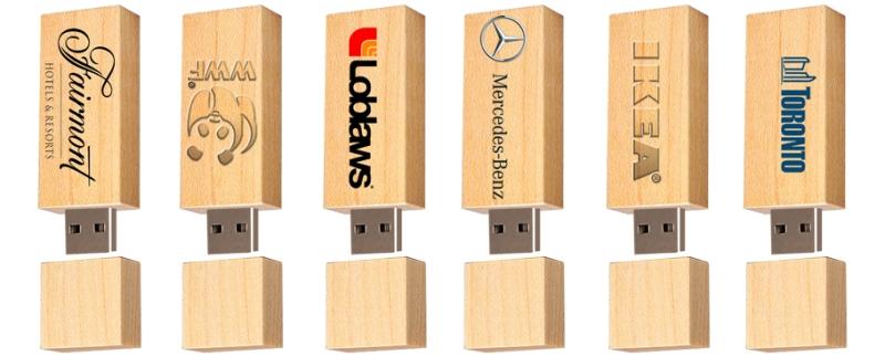 แฟลชไดร์ฟไม้ ราคาส่ง Wooden Flash Drive พรีเมี่ยม ราคาถูก รับประกัน 5 ปี