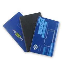 สั่งทำ แฟลชไดร์ฟพรีเมี่ยมแบบการ์ด flash drive รับผลิต thumb drives ราคาโรงงาน