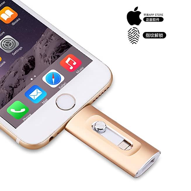 3in1 Lightning OTG Memory-Stick แฟลชไดร์ฟไอโฟน 32gb แท้