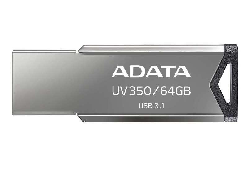 ขอแนะนำ แฟลชไดร์ฟสวยเรียบหรู เงางาม และเรียบง่าย UV350 จาก ADATA