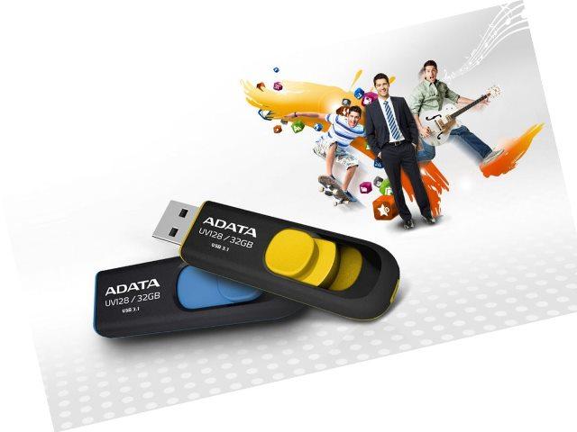 สั่งผลิต หาแฟลชไดร์ฟ speed read/write สูงๆ เราแนะนำ ADATA  DashDrive UV128