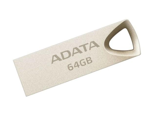 รับทำ ADATA UV210 แฟลชไดร์ฟโลหะ เก๋ๆ สไตล์โมเดิร์น เหมาะนำมาสกรีนโลโก้