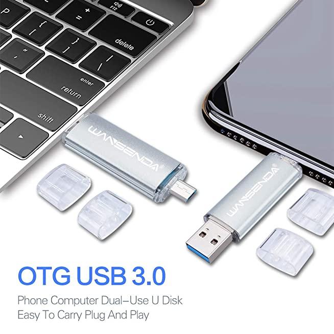 รับผลิต Bulk USB-OTG USB2.0 2in1 ขายส่งแฟลชไดร์ฟ premium ราคา