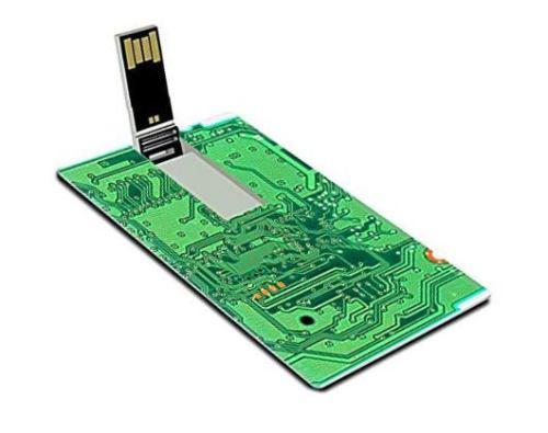 รับทำ ของที่ระลึกงานสัมมนา รับผลิต usb card งานประชุม ITU Telecom World