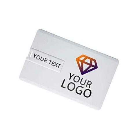 รับผลิต แฟลชไดร์ฟเหมา ราคาส่ง flash drive card นามบัตร สกรีนโลโก้ ร.พ.กรุงเทพ
