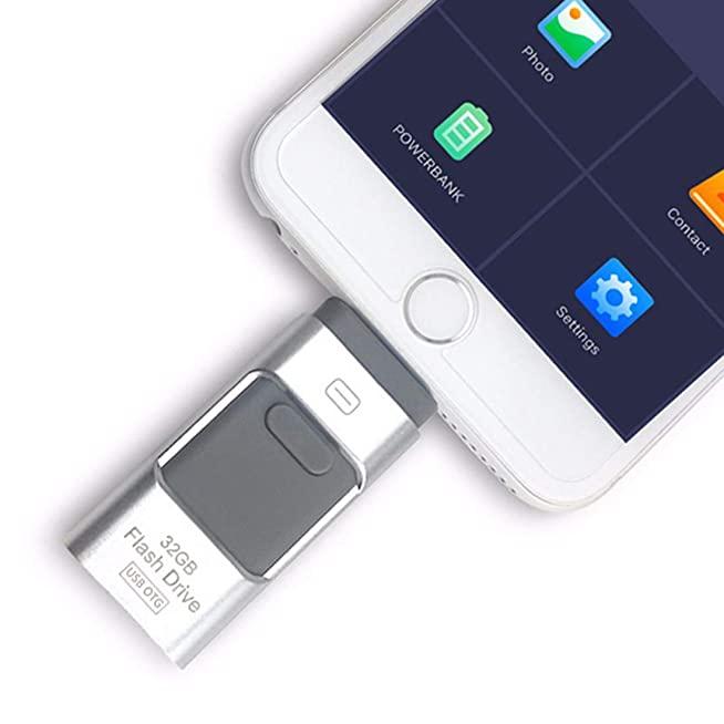 รับทำ Dual Storage USB-Flash-drive ขายส่ง ที่เก็บข้อมูลไอแพด แท้ 8gb