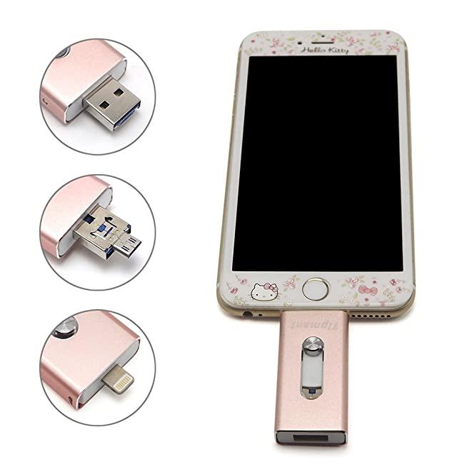 แฟลชไดร์ฟไอโฟน แท้ External-Data Flash-Memory-Stick 16gb