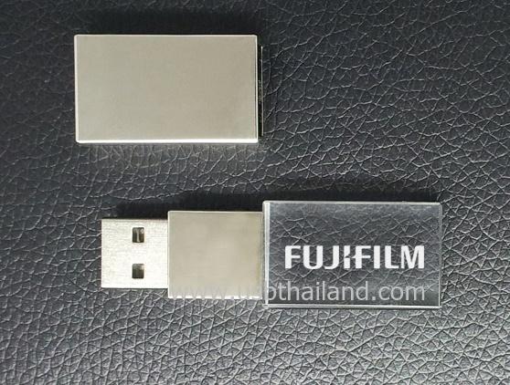 แฟลชไดร์ฟ พรีเมี่ยม สั่งทำ พร้อมพิมพ์ logo สกรีนโลโก้ สลักชื่อ Fujifilm