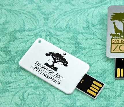 Flash drive ของแท้ Thumb drive พร้อมสกรีน Handy drive ติดโลโก้ ราคาส่ง