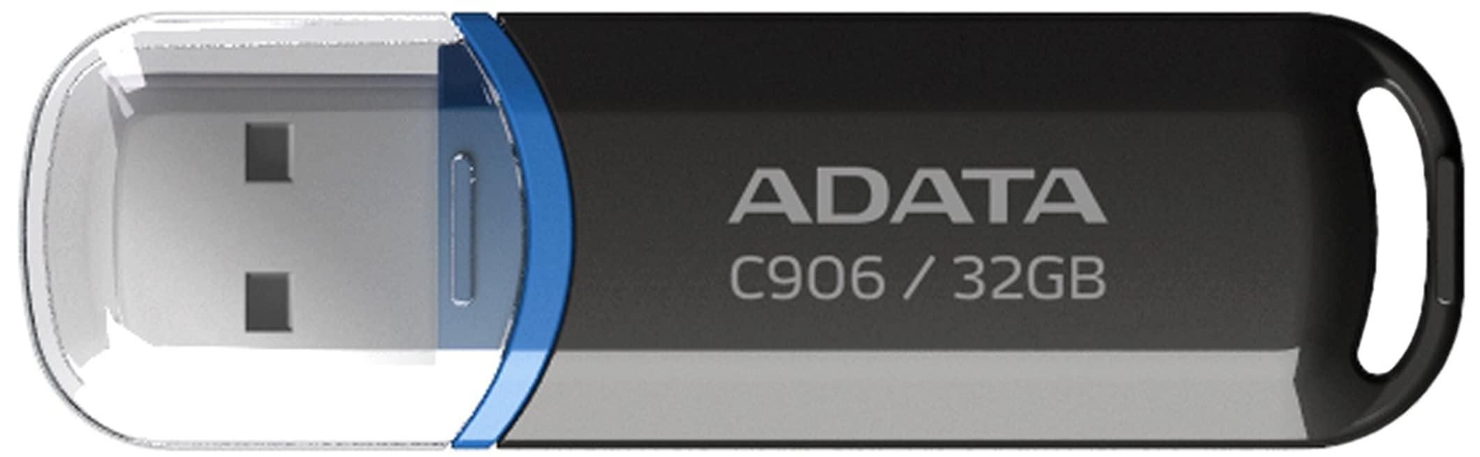 Flash-drive USB2.0 Black 32GB ทรัมไดร์ฟ แฮนดี้ไดร์ฟ ราคาถูก