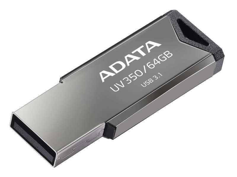 รับผลิต ขอแนะนำ แฟลชไดร์ฟสวยเรียบหรู เงางาม และเรียบง่าย UV350 จาก ADATA