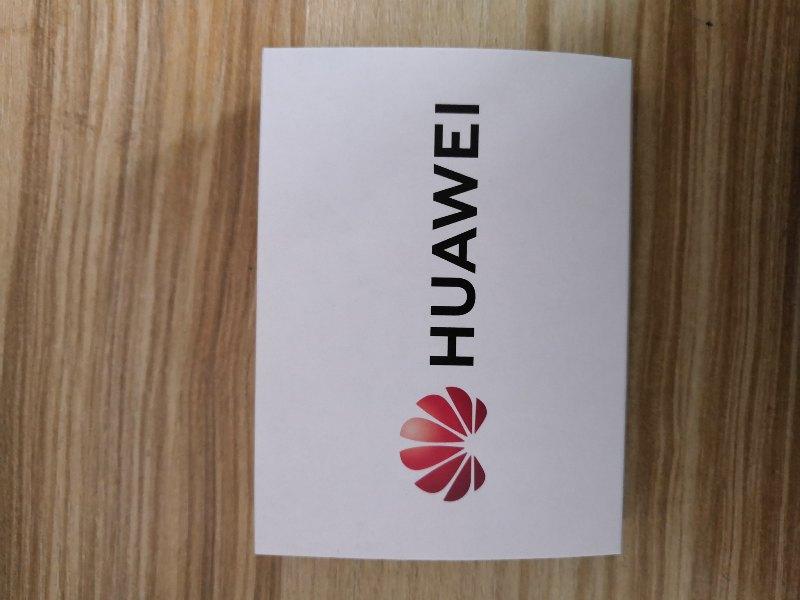 รับผลิต กล่อง(Boxes) ของพรีเมี่ยม สามารถสั่งพิมพ์ลวดลาย สกรีนโลโก้ (HUAWEI)