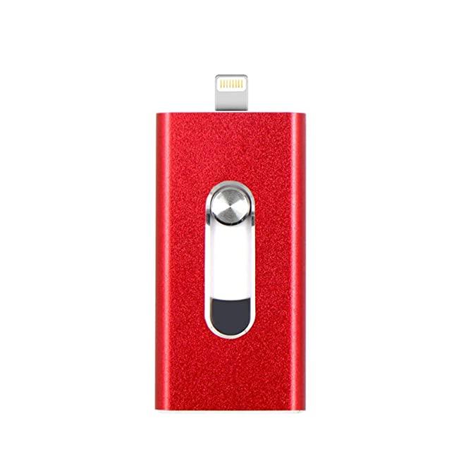รับผลิต แฟลชไดร์ฟไอโฟน Memory-Stick USB3.0 USB-Flash-drive 64gb