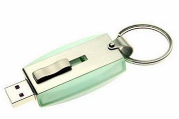 แฟลชไดร์ฟ เคสโลหะ พร้อมสกรีน ขายส่ง Flash Drive ติดโลโก้ ราคาโรงงาน 3