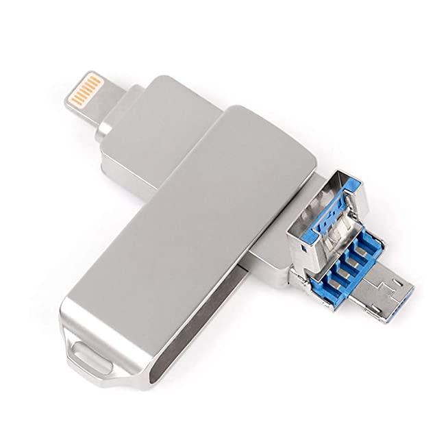 รับทำ Multifunction 3in1 Flash-drive ขายส่ง ที่เก็บข้อมูลไอแพด แท้ 8gb