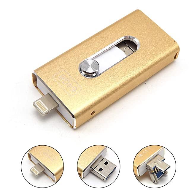 OTG USB3.0 Tipmant Storage ขายส่ง ที่เก็บข้อมูลไอแพด แท้ 8gb