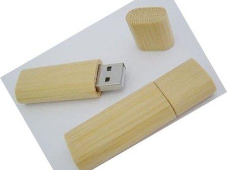 รับผลิต Flash Drive OEM แฟลชไดร์ฟไม้ แกะสลักโลโก้ Thumb Drive ผลิตตามแบบ