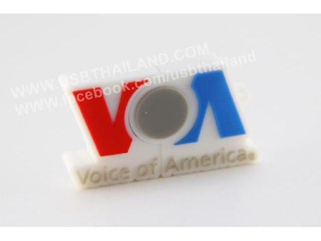 ราคา flash drive รับผลิตแฟลชไดรฟ์ยางหยอด soft pvc สกรีนโลโก้(VOA)