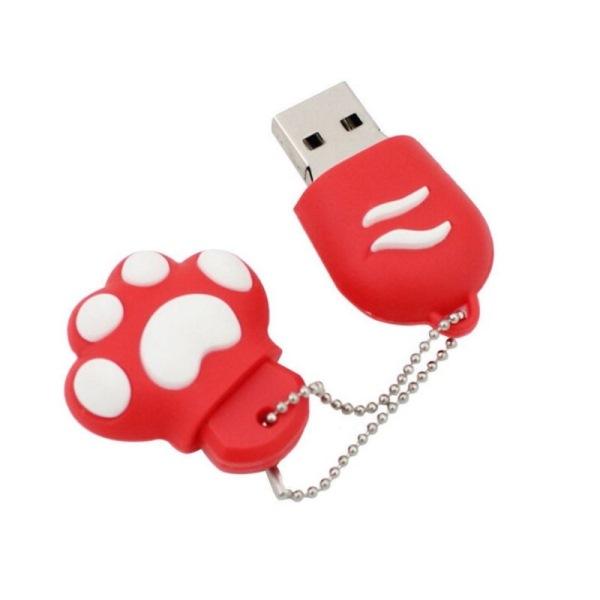 สั่งทำ ขายส่งแฟลชไดร์ฟยางหยอด ติดโลโก้ NIDA รับผลิต Flash Drive ขึ้นรูปใหม่