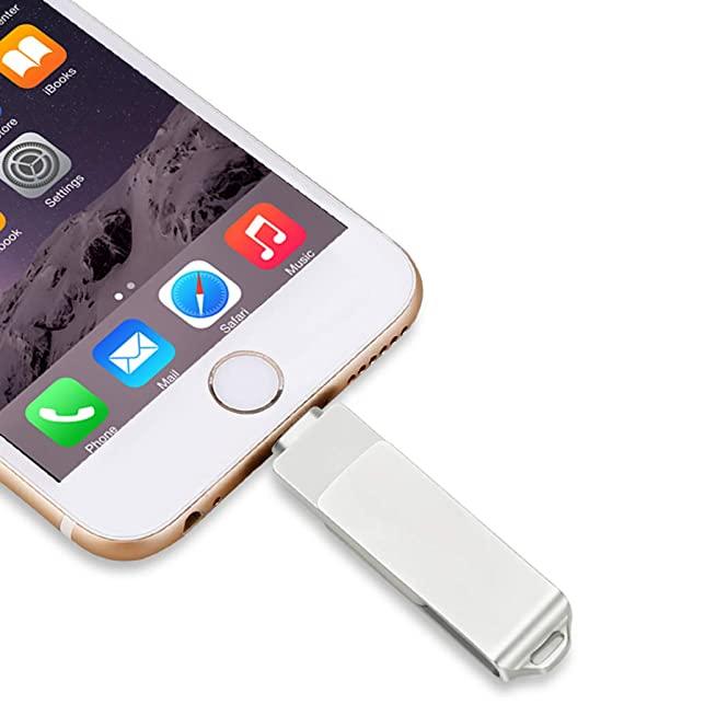 รับผลิต ขายส่ง ที่เก็บข้อมูลไอแพด แท้ ราคา Silicon Flash-drive Pink 8GB
