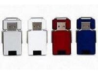 สั่งผลิต Swivel USB Flash Drive
