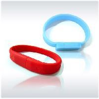 รับทำ ขายส่งแฟลชไดร์ฟสายข้อมือ ผลิต Bracelet USB Flash Drive สั่งทำ ริสแบนด์