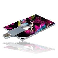 สั่งผลิต ขายแฟลชไดร์ฟการ์ด USB Flash Drive ทรัมไดร์ฟ Credit Card Thumb Drive