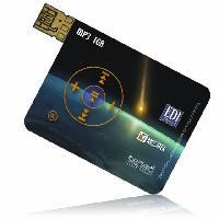 สั่งทำ MP3 Card Flash Drive รับผลิตแฟลชไดร์ฟ พร้อมพิมพ์ลายโลโก้ ตามรูปแบบ