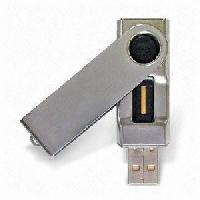 สั่งผลิต Fingerprint USB Flash Drive แฟลชไดร์ฟที่มาพร้อมกับระบบสแกนลายนิ้วมือ