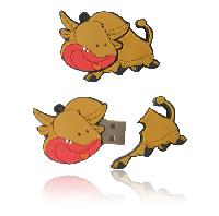 รับทำ โรงงานผลิตและขายส่ง ยูเอสบี สกรีนโลโก้ Custom USB Flash Drive