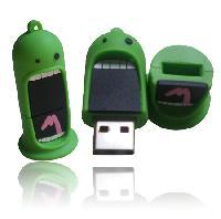 รับทำ flash-drive cartoon น่ารัก ร้านขายส่ง ทรัมไดร์ฟ ขึ้นรูปใหม่ตามแบบ